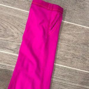lululemon athletica Jackets & Coats - Lululemon hot pink jacket